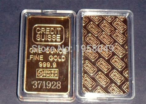 buy wholesale fake gold bars  china fake gold