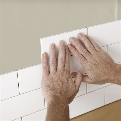 tile a backsplash without toil