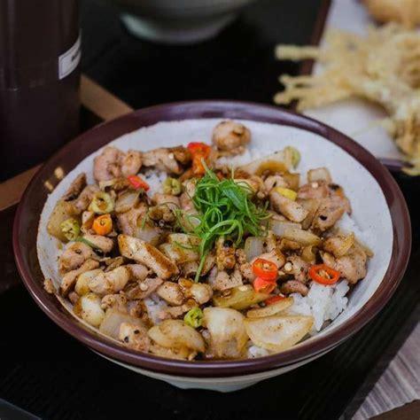 tempat populer menikmati makanan khas jepang  green