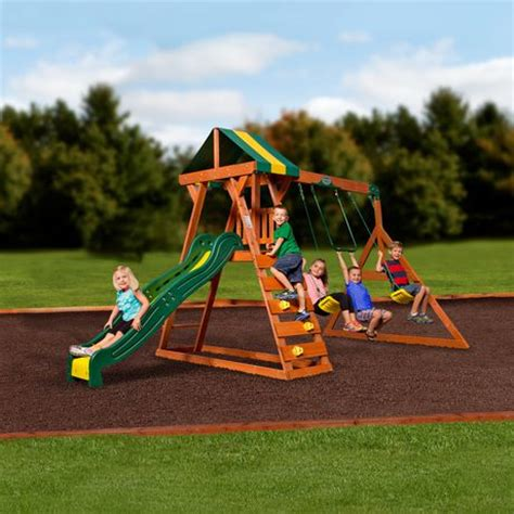 upc 752113605015 backyard discovery cedar swing