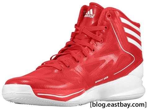 eastbay adidas basketball shoes adidas adizero light 2 energy white eastbay