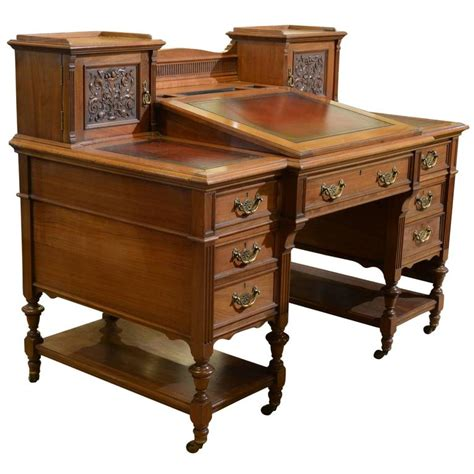register desk for sale walnut register desk sted maple and co for sale at
