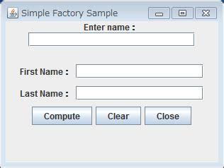 scala swing 今更ながらブログに挑戦 scala swingでデザインパターン simple factory