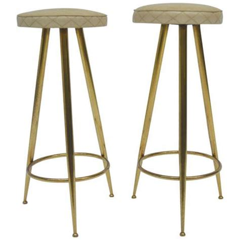 pair of stools 50 s italian work modernism