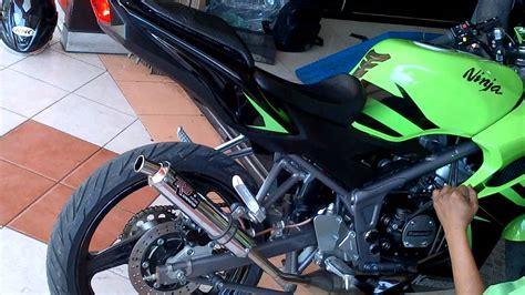 Knalpot 150 R Rr 150 knalpot racing r9 150r rr asli type new monza