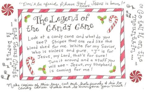 printable legend of the christmas tree steffenately blessed