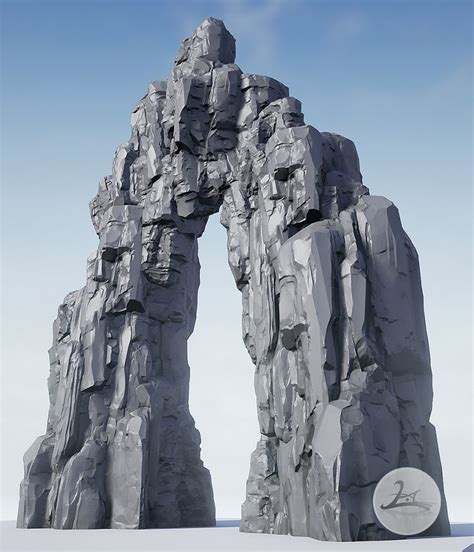 zbrush cliff tutorial pin by choong kwang lee on rocks pinterest rock