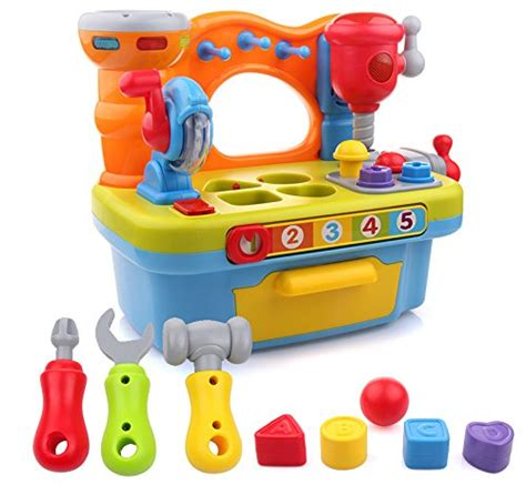 vtech tool bench galleon little engineer multifunctional kids musical