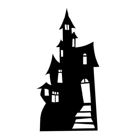 Haunted House Clipart by Free Haunted House Clipart The Cliparts
