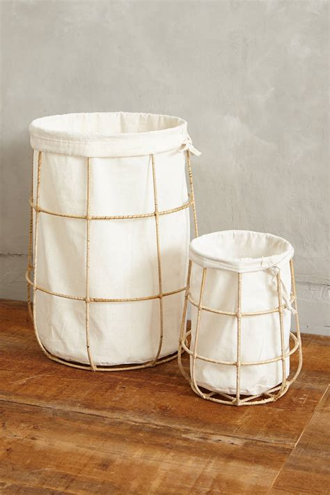 20 Laundry Basket Designs That Make Household Chores Stylish Linen Laundry