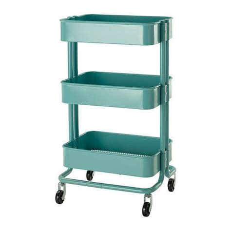 ikea storage cart pinterest