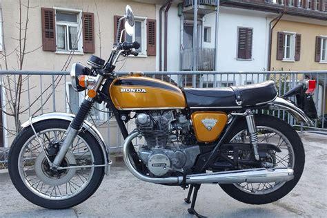 Oldtimer Motorräder Ch by Motorrad Oldtimer Kaufen Honda Cb 450 Bosshard Motos