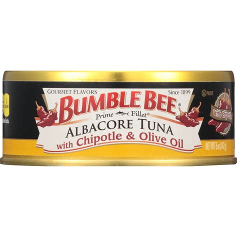 bumble bee prime fillet solid white albacore tuna in olive