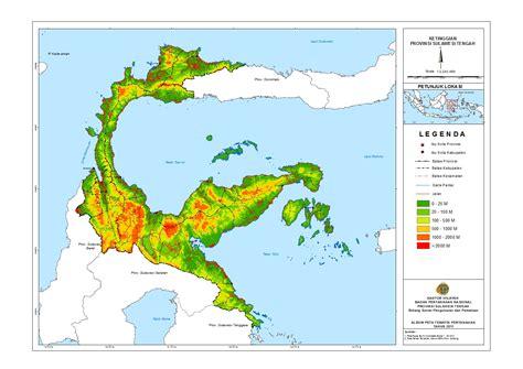 tutorial pemetaan arcgis thematic sulteng sarana komunikasi pembuatan peta