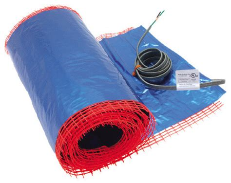shop watts suntouch underfloor radiant floor warming mat