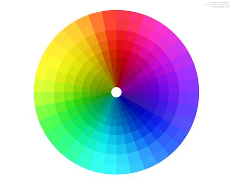 color spectrum psdgraphics