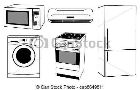 set  white house appliances