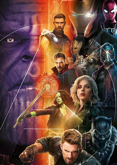 marvel film universe wikia image avengers infinitywar promotional poster jpg