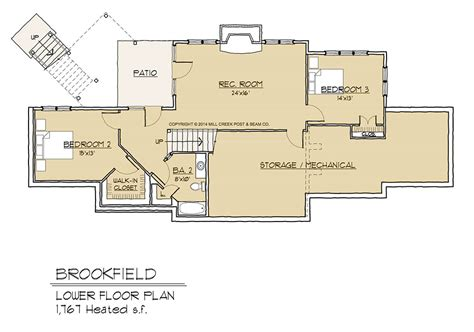 timber floor plan brookfield timber frame floor plan by mill creek