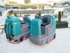 Tennant Scrubbers T7 With Ech2o clean in any environment the tennant t20 heavy duty