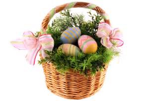 Creative ways to fill an easter basket without food around the plate