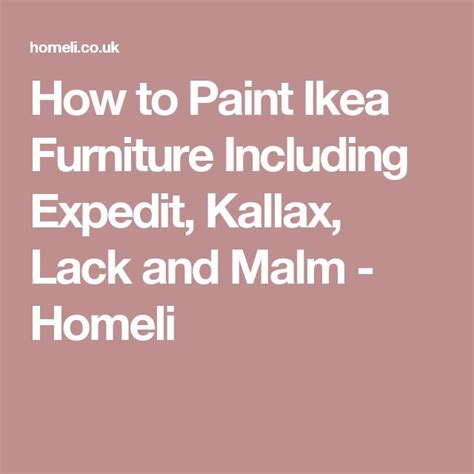 how to paint ikea furniture best 25 paint ikea furniture ideas on pinterest ikea