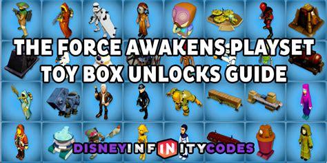 all disney infinity playsets the awakens disney infinity codes cheats help