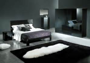 bedroom decorating ideas with black grey and silver room