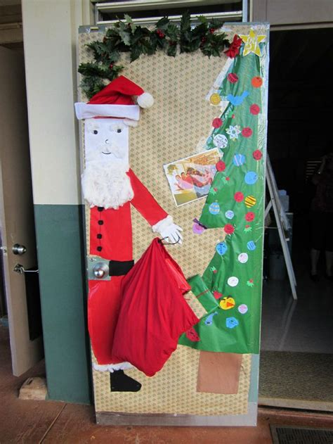 winning christmas door decorations 61 best door decorations images on door decorations and