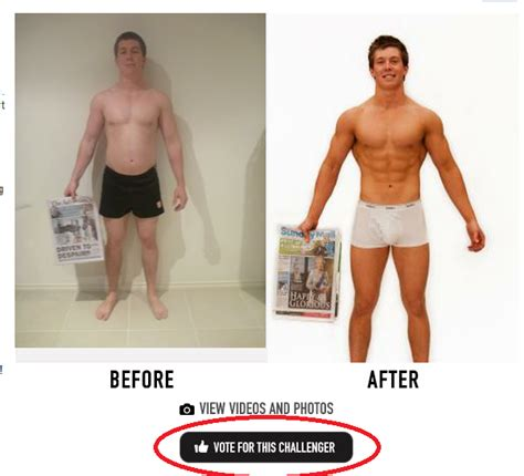 results from max s 12 week transformation challenge