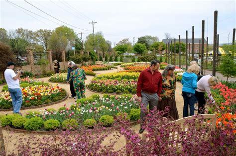 Greensboro Botanical Gardens Greensboro Daily Photo