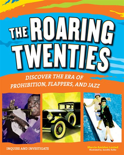 the era books the roaring twenties prohibition flappers and jazz