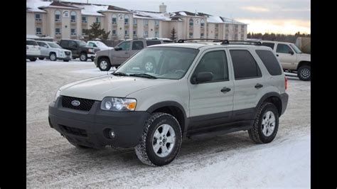 2006 ford escape 2006 ford escape xlt 4dr 4x4 in review deer