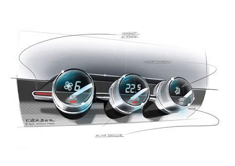 sketchbook q2 audi crosslane coupe concept ac controls design sketch