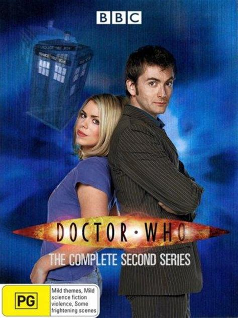 Doctor Who Season Two The Review by Doctor Who Saison 2 171 Lavisqteam