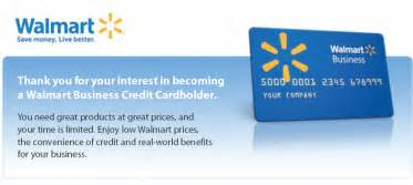 walmart business credit credit cards accepted walmart stores