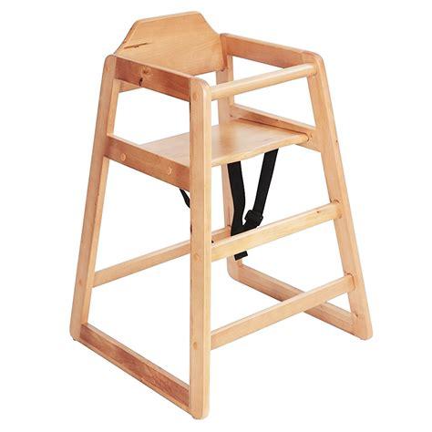 wooden high chair wooden high chair 163 24 99 oypla