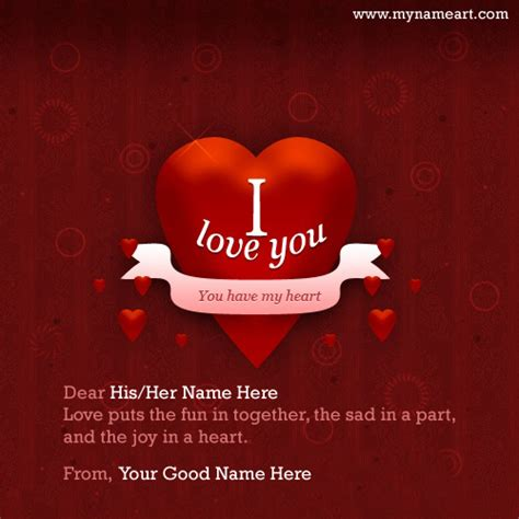 valentines for new relationship write name on valentines day wish quotes card image
