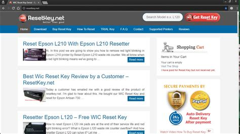 reset key of epson l210 get free reset key serial for epson l210 wic reset utility