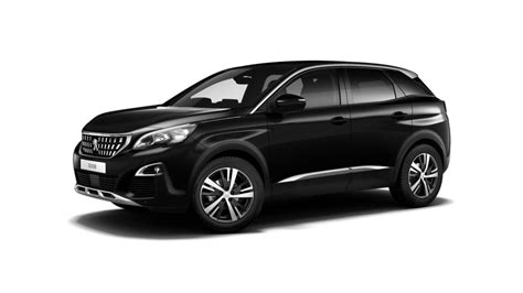 peugeot 3008 2017 black all peugeot 3008 suv peugeot uk