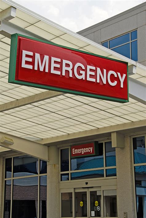 Emergency Room Signage by Recent Deaths In High School Football Worrisome Trend Or