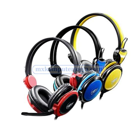 Warwolf T 4 Gaming Headset headset warwolf t4 gaming 171 toko komputer jogja