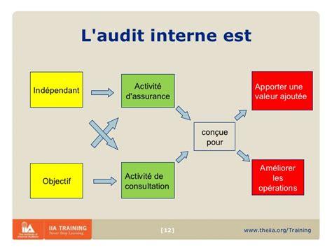 interne audit valeur ajoutee de l audit de performance