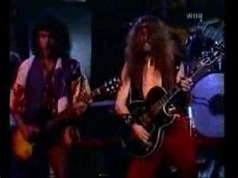nugent stranglehold stranglehold ted nugent live 1976 youtube