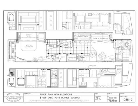 prevost rv floor plans 100 prevost floor plans colors 45 u0027 prevost tag