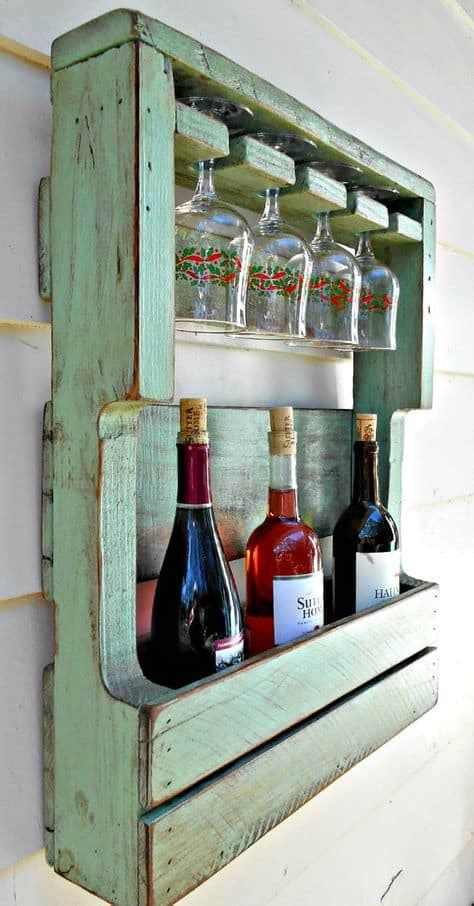 How To Make A Wine Rack From Pallets by Pallet Wine Rack Are Easy The Whoot