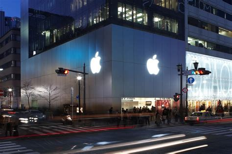 apple ginza apple to open new retail store in tokyo s omotesando