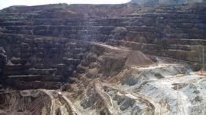 Open Pit An Open Pit Mine Polycount