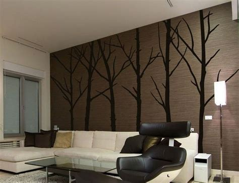 large wall stickers for living room large living room wall decals removable black vinyl forest
