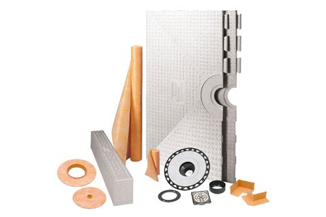 schluter 174 kerdi shower kit kerdi shower kit shower system schluter ca